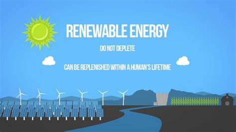 What Are Examples Of Renewable Energy Sources?