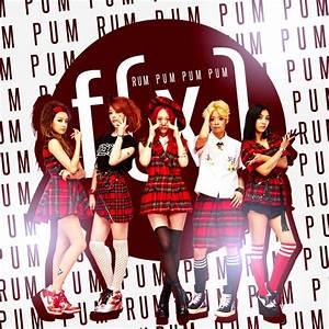 오타쿠 > 음악/춤 > f(x) - 첫 사랑니 (Rum Pum Pum Pum).swf