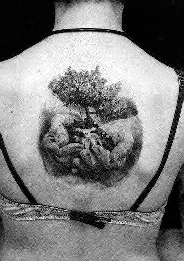 58 Coolest Tree Tattoos Designs And Ideas For Men And Women | tattoo | Tattoos, Hand tattoos und