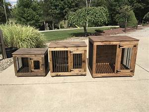 single door dog kennel custom dog furniture dog crate With custom dog crates for home