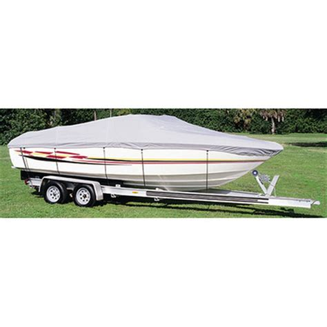 Boat Covers by Seachoice 174 Semi Custom Boat Cover Runabout With I O