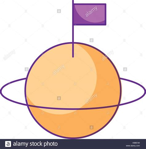 Planet Saturn And Moon Stock Photos & Planet Saturn And ...
