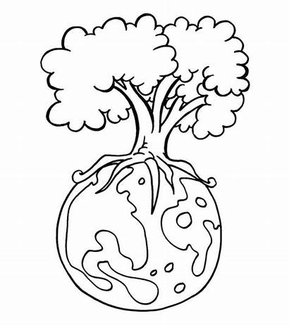 Nature Coloring Pages Printable Ones