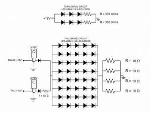 Cara Membuat Lampu Led Rem Motor