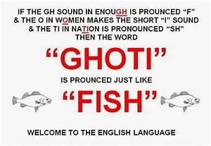 10 Jokes About The English Language