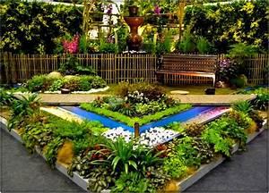 Small Garden Ideas On A Budget 2016