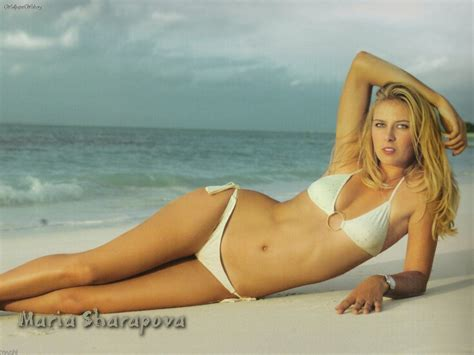 People Maria Sharapova