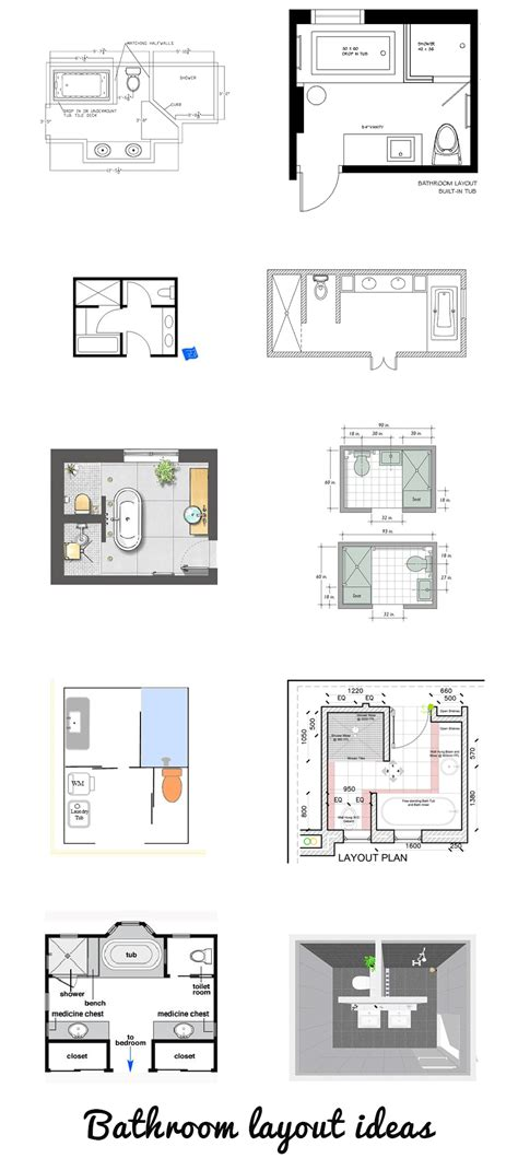 bathroom layout katrina chambers