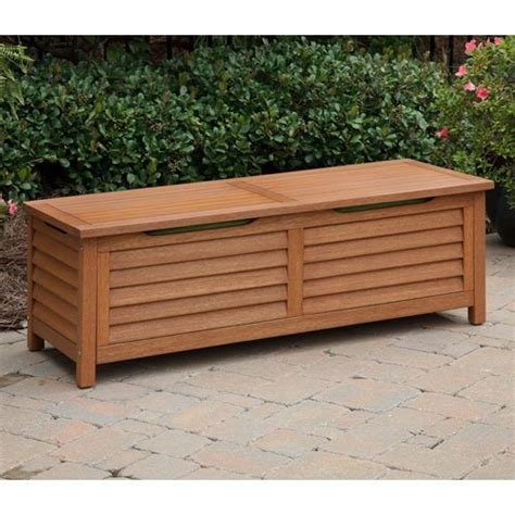 bernand get outdoor wooden storage box design