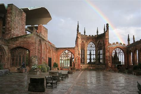 coventry blitz   anniversary uncovered
