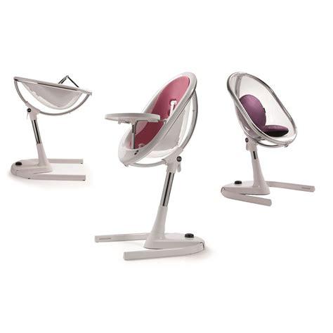 chaise haute mima moon ii chaise évolutive hauteur bar noir de mima chaises