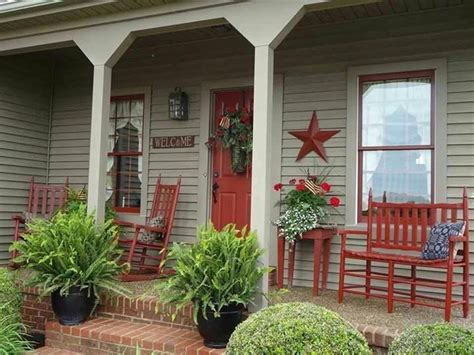 the country porch 25 best ideas about country porches on