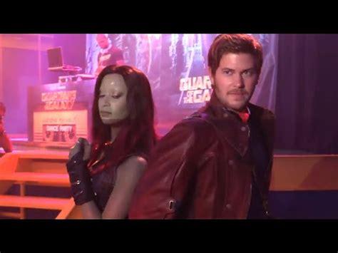 guardians   galaxy star lord gamora