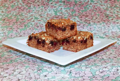 Blackberries Coconut Almond by The Cake Trail Blackberry And Almond Crumble Squares