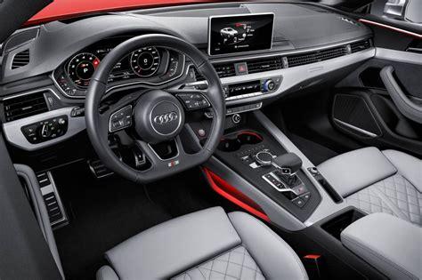 2017 Audi A5 S5 Unveiled New Platform Lighter Weight