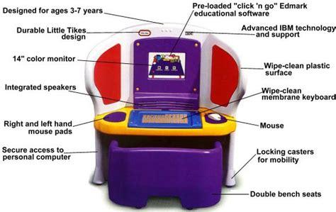 Tikes Explorer Computer Desk by 06dec1998