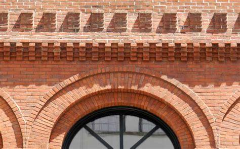 Brick Corbel by Larkin U Building