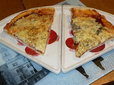 recette pate a pizza au robot 28 images recette p 226 te 224 pizza facile au robot la