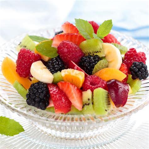 recettes de cuisine rapide recette coupe de salade de fruits facile rapide
