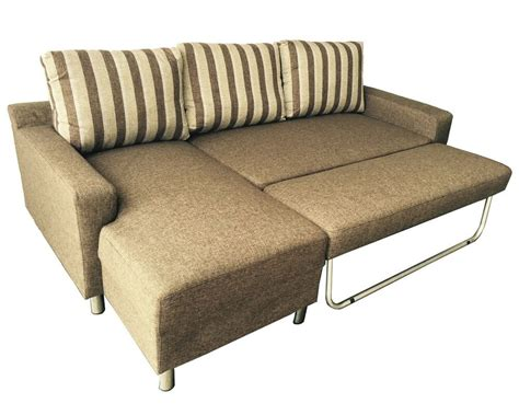 kacy fabric convertible sectional sofa bed couch bed sleeper chaise lounge queen ebay