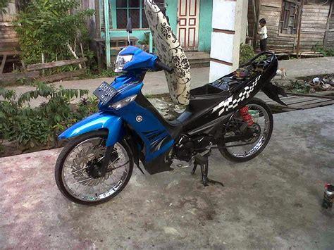 Foto Modifikasi Motor Zr by Kumpulan Modifikasi Motor Yamaha Zr Terbaru Modif
