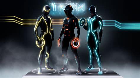 Tron Legacy Characters Hdjpg