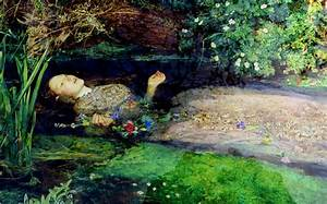 Site of John Everett Millais' Ophelia as it is now on ...