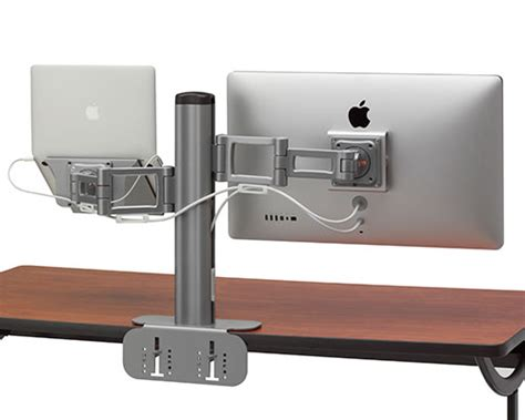 Bretford Mobilepro Desk Mount Combo by Products Bretford