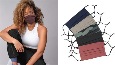 Athleta face mask deal: Get 20% off the best face covering ...