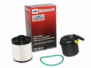 Motorcraft Fd4615 Fuel Filter 2011