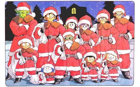 Dragon Ball Christmas