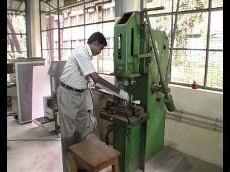 hand operated compression moulding machine youtube