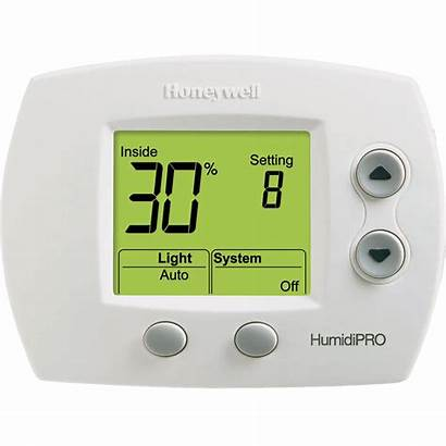 Honeywell Control Humidistat Humidity Automatic Thermostat Pump