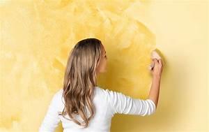 Wandgestaltung Putz Effekt : wandgestaltung in wisch optik sch ner wohnen farbe sch ner wohnen ~ Eleganceandgraceweddings.com Haus und Dekorationen
