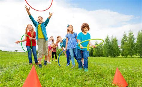Juegos Al Aire Libre, Especiales Para Disfrutar Las Vacaciones