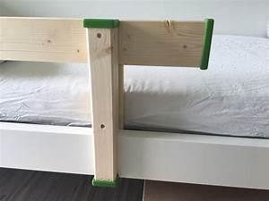 Bett Aus Ikea Regalen : ikea flaxa bett mit st tzbrett nikolaus lueneburg de ~ Markanthonyermac.com Haus und Dekorationen