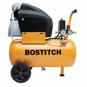 Bostitch Btfp02006 6 Gallon 135 Psi Oil