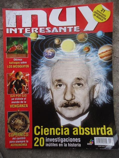 Revista Muy Interesante Ciencia Absurda - $ 50.00 en ...