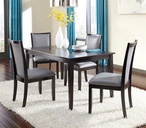 Trishelle Rectangular Dining Room Set From Ashley (d55025