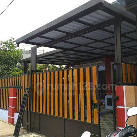 pagar minimalis  modern  bikin rumahmu dilirik