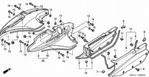 Honda Aquatrax Part  83500
