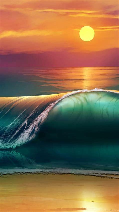 waves  ultra hd hd backgrounds hd wallpapers ultra hd