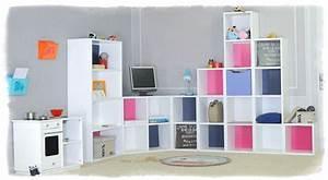 Meuble De Rangement Cube : cube de rangement enfant cube case etagere de rangement grand meuble rangement pour ~ Teatrodelosmanantiales.com Idées de Décoration