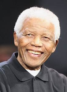 Famous People Ever: Nelson Mandela