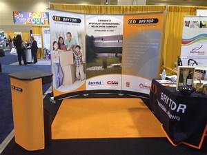 OUR TRADE SHOW BOOTH