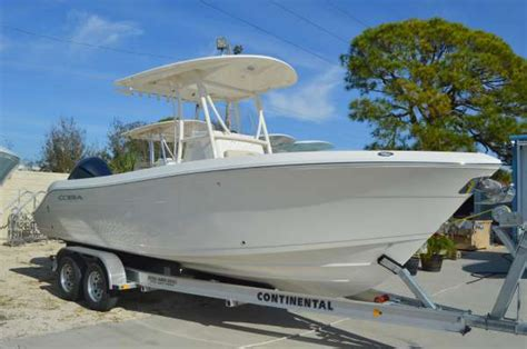 Cobia Boats For Sale by Cobia 237 Center Console Boats For Sale Boats