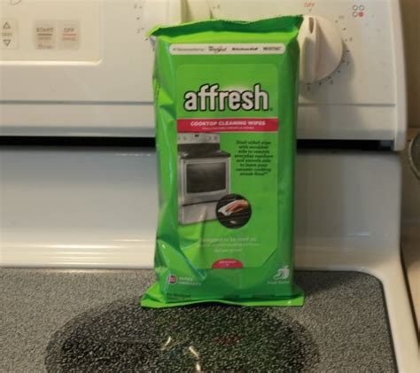 affresh cooktop cleaner affresh cooktop cleaning wipes keep our mornings on track