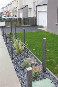 Aménagement Extérieur Maison : plaque ardoise jardin ~ Farleysfitness.com Idées de Décoration
