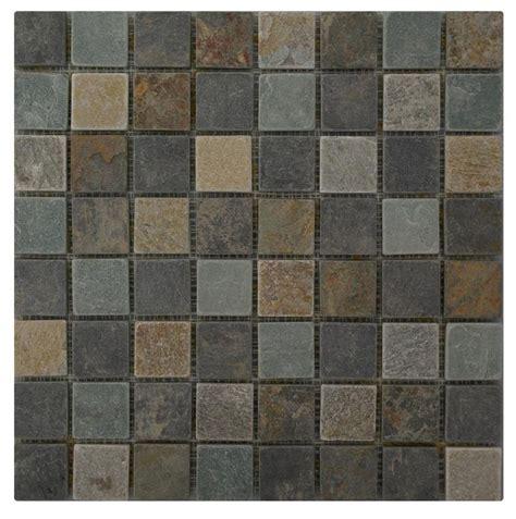 quartzite slate grey slate mosaic tile lmm wmm