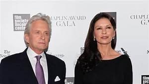 Michael Douglas se disculpa con Catherine Zeta-Jones